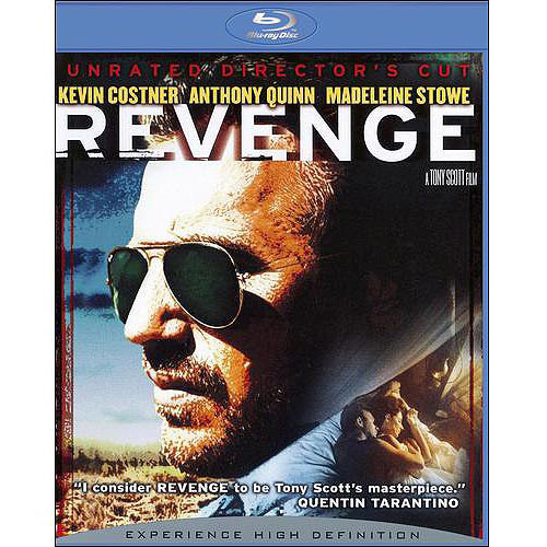 Revenge (Unrated Director's Cut) (Blu-ray)