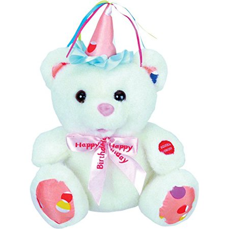 PBC INTERNATIONAL Happy Birthday Singing Bear, 10