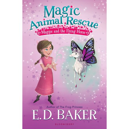 New Flying Horse - Magic Animal Rescue 1: Maggie and the Flying Horse