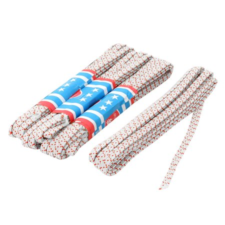 Apartment Fabric Trousers Garments Sewing Stretchy Elastic String White 4pcs