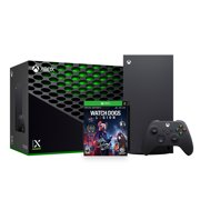 2020 New Xbox Series X 1TB SSD Console Bundle with Watch Dogs: Legion