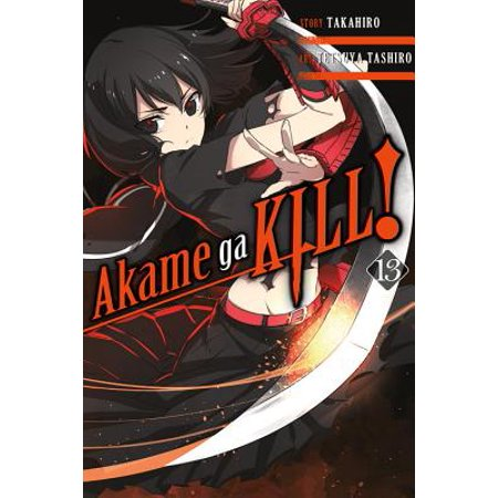 Akame ga KILL!, Vol. 13 (Akame Ga Kill Mine)