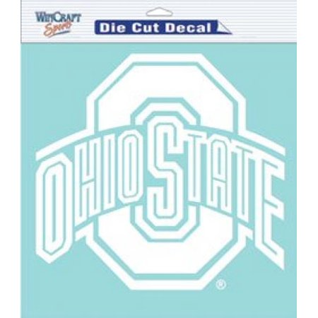 NCAA Ohio State University WCR25803014 Perfect Cut Decals, 8