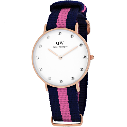 Daniel Wellington Women's Classy Winchester Watch Quartz Mineral Crystal 0952DW