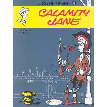 A Lucky Luke Adventure 8: Calamity Jane by