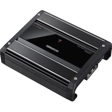 Kenwood Excelon X500 1   Car   Amplifier   1 Channel   1000 Watts X 1