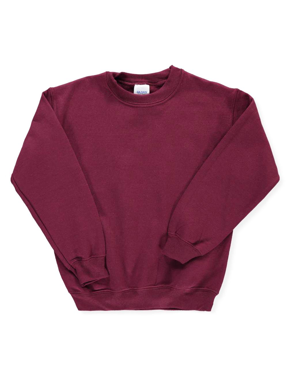 Gildan Unisex Crewneck Sweatshirt (Youth Sizes XS - XL)