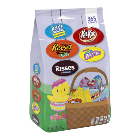 Hershey's Easter Candy Assortment, 365 Count