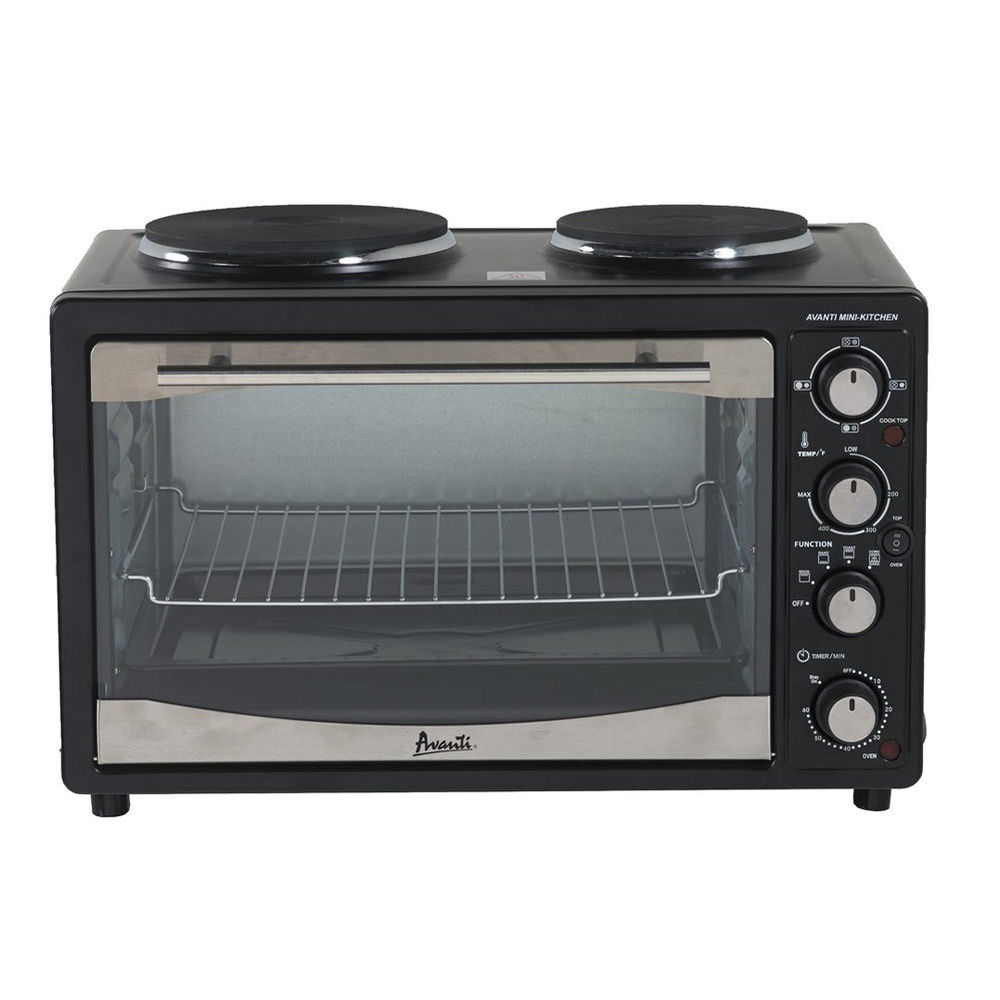 Avanti 1.1 Cu. Ft. Multi-Function Oven - Black