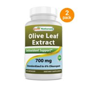 Best Naturals Olive Leaf Extracts - 2 Pack - Best Naturals Olive Leaf Extract Review