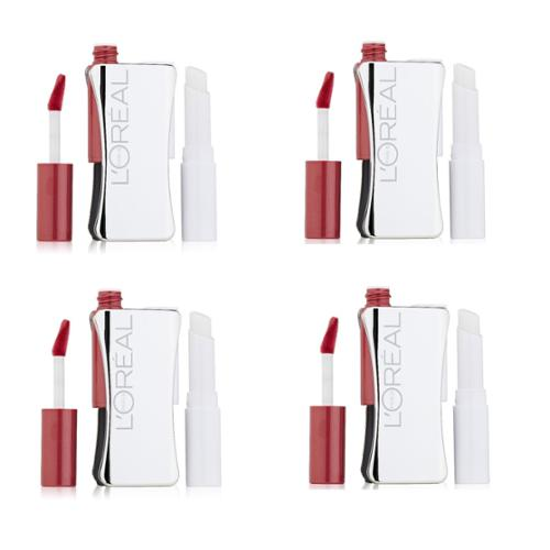 L'Oreal Infallible Never Fail Teaberry Lipcolor (Pack of 4)