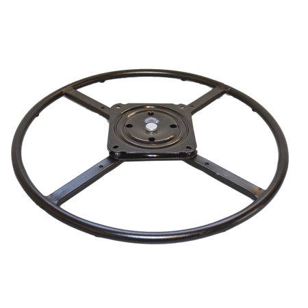 Replacement Swivel Ring Base with 6 75 Inch Swivel Plate