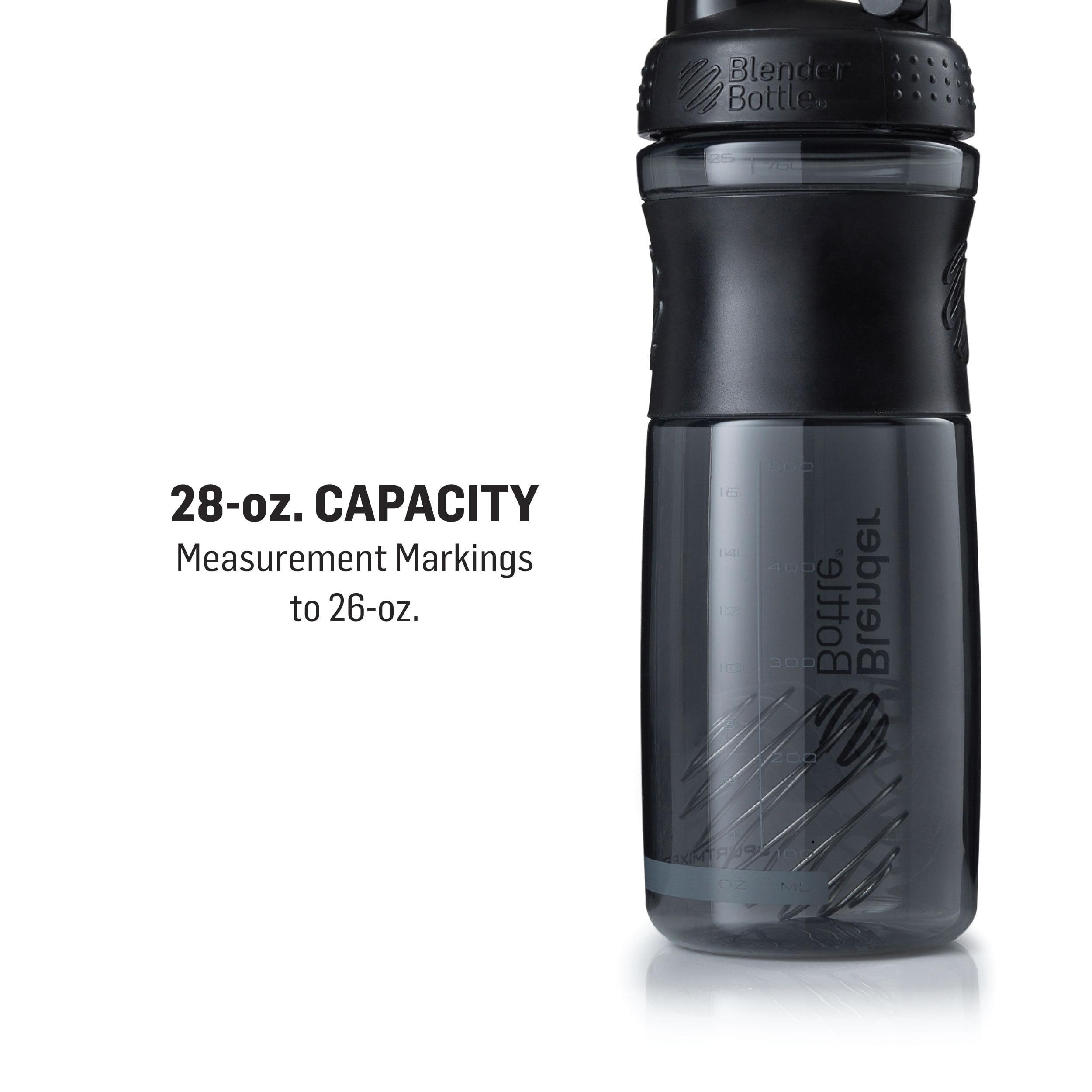 28-oz  BlenderBottle SportMixer Tritan Grip - Pebble Grey