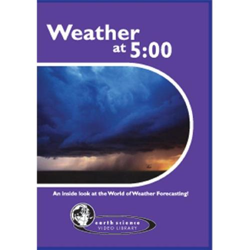 Scott Resources SR-8650-DVD The Weather at 5:00  DVD