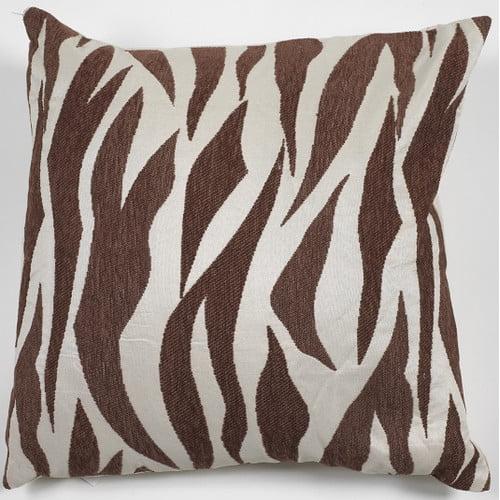 Westex Urban Loft Zebra Throw Pillow