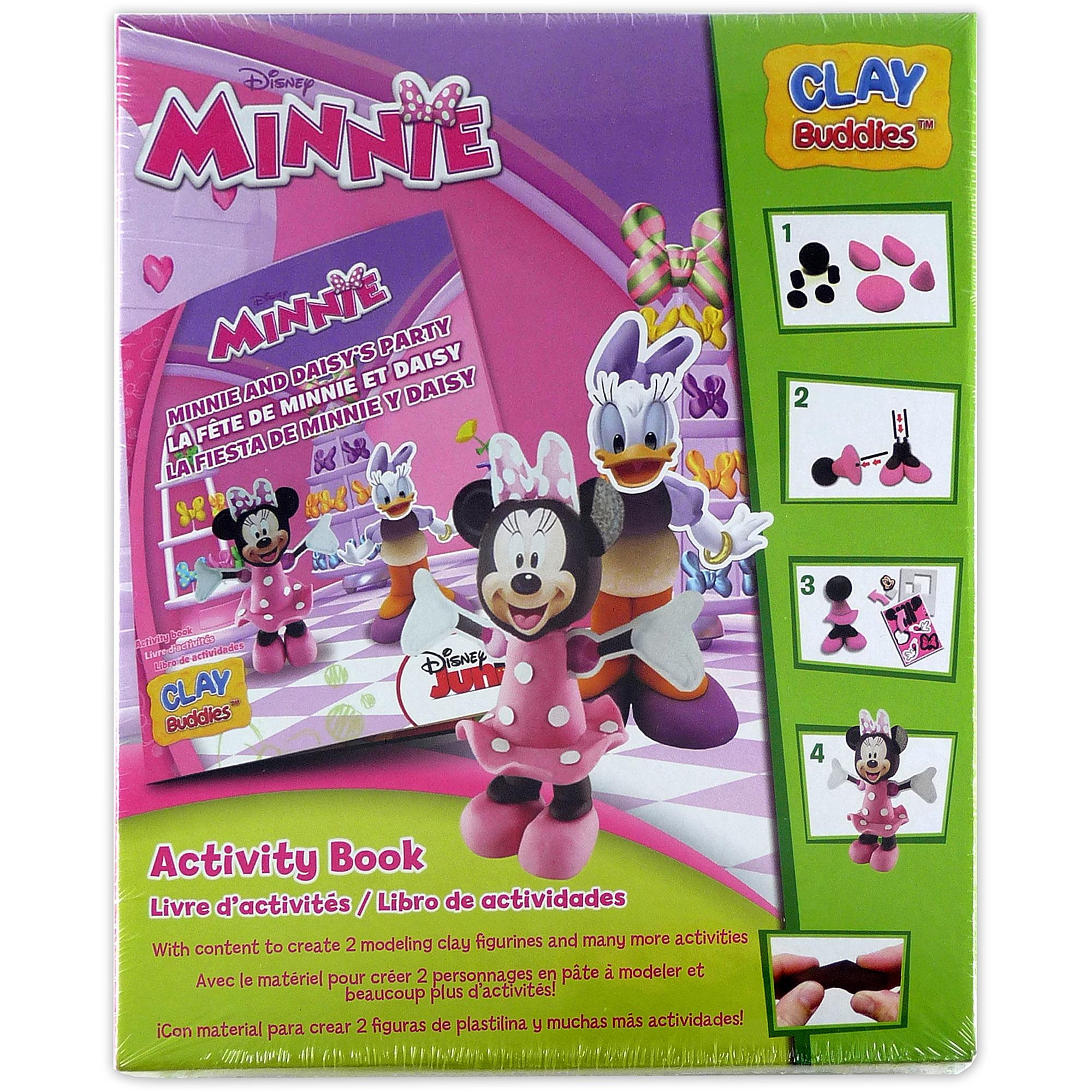 Minnie Clay Buddies Starter Pack