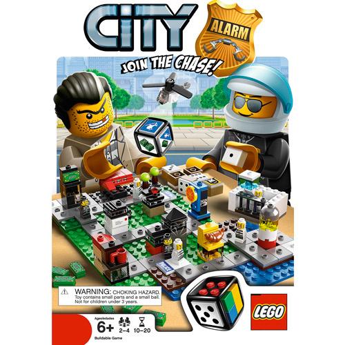 LEGO Games City Alarm