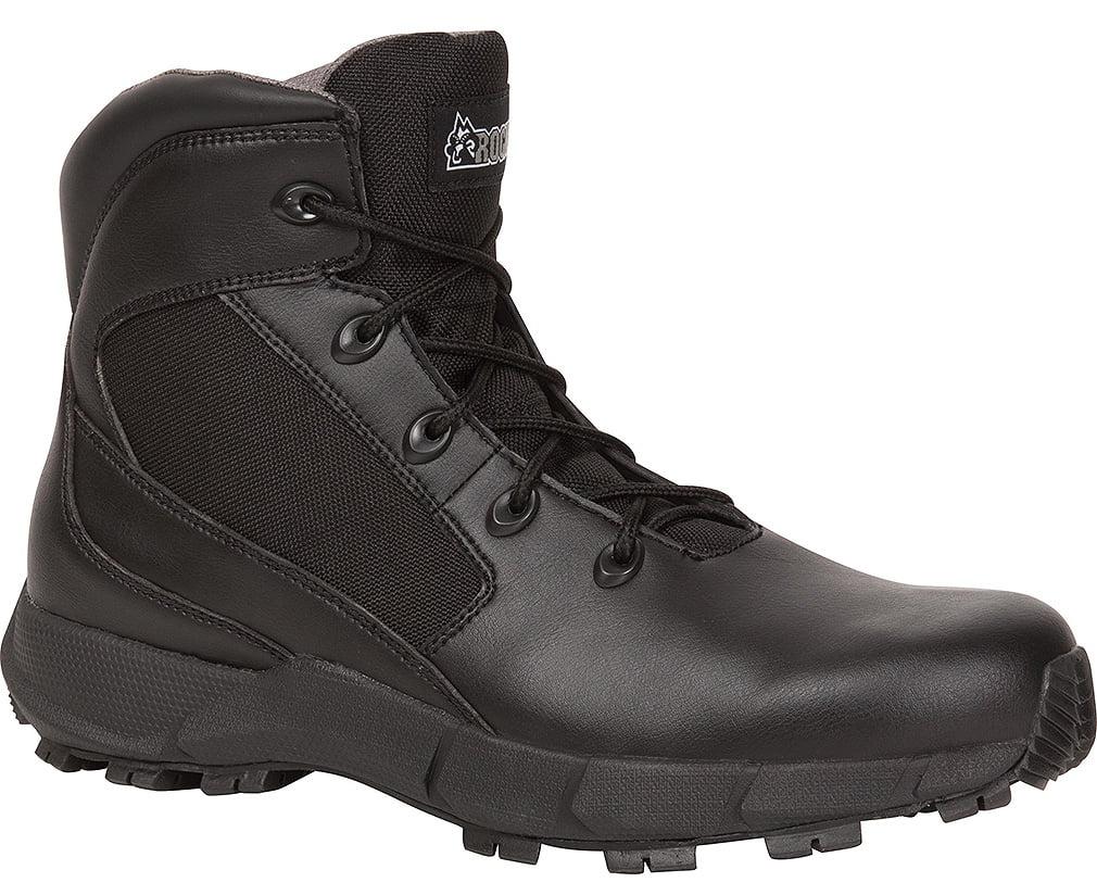 "Rocky Men's 6"" Broadhead Duty Black Hiking Boot 12 M by"
