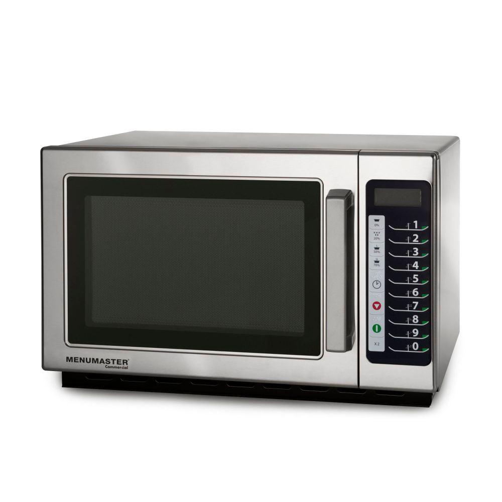 Menumaster Commercial MCS10TS Medium Volume 1000 Watt Microwave Oven