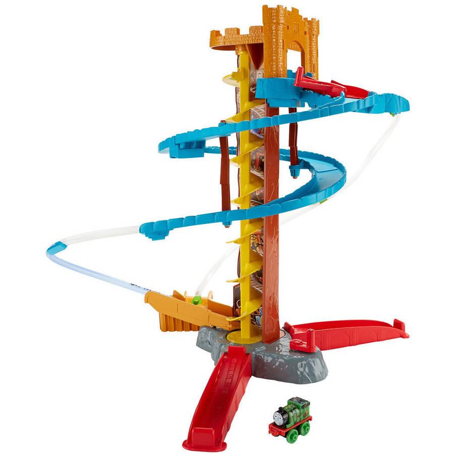 Thomas & Friends MINIS Twist-N-Turn Stunt Set
