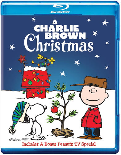A Charlie Brown Christmas (Blu-ray) by WARNER HOME VIDEO
