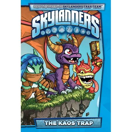 Skylanders: The Kaos Trap - Skylander Stickers