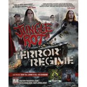 Jungle Rot - Concert Promo Poster