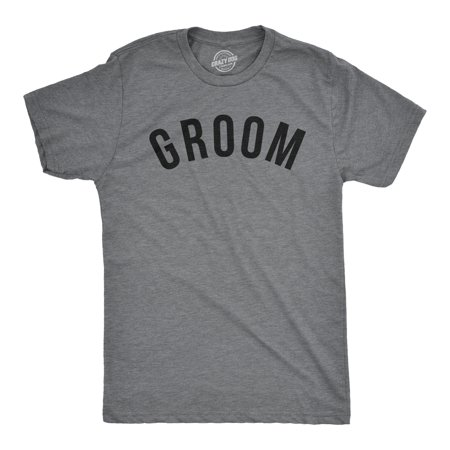 Mens Groom T shirt Cool Tee For Wedding Day Bachelor Party For Guys - Bachelor Party Shirts
