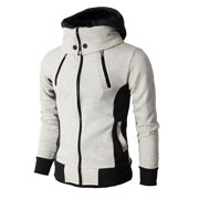 Extremely Comfortable Jacket for Autumn Winter Men Hooded Casual Outdoor Windbreaker Jacket New