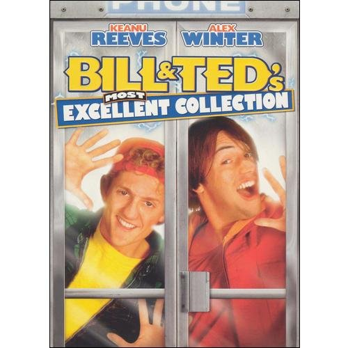 Bill & Teds Most Excellent Collection [DVD]