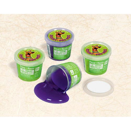 Scooby-Doo Where Are You! Ooze Putty / Favors (4ct)