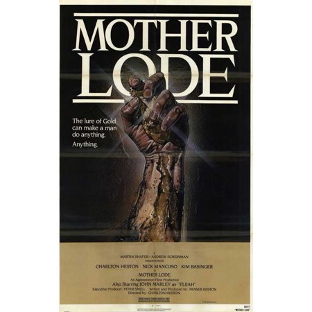Mother Lode Poster Movie Mini Promo