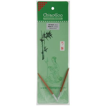 Bamboo Circular Knitting Needles 12