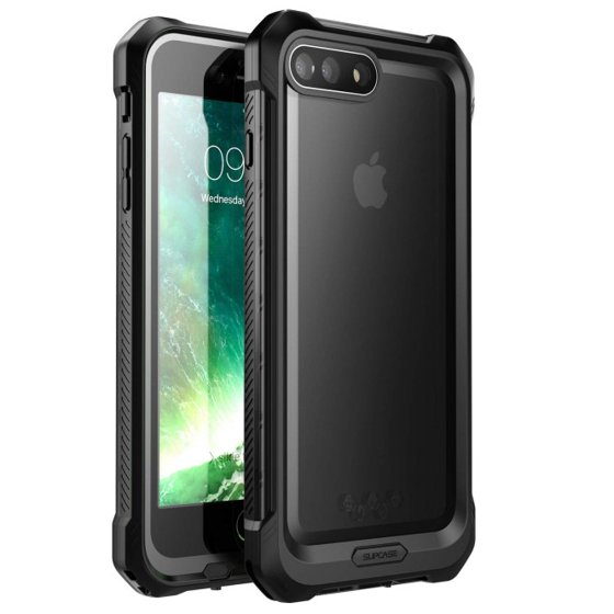 free shipping c6137 e2c0b iPhone 8 Plus Case, iPhone 7 Plus Case, SUPCASE [Unicorn Beetle Storm]  Waterproof Full-body Rugged Case with Built-in Screen Protector for Apple  ...
