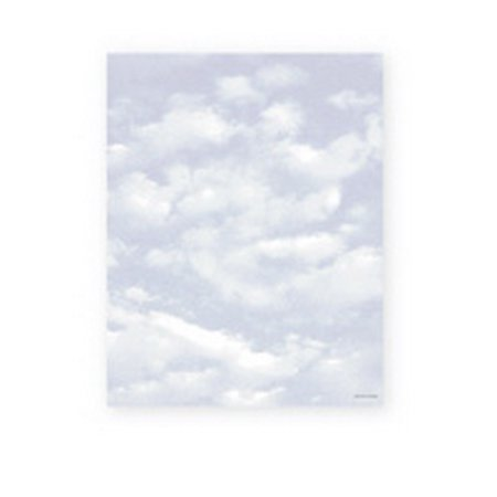 Gartner Studios 78476 Clouds Letterhead, 100 - Cloud Paper