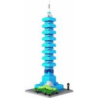 Taipei 101 Building Blocks