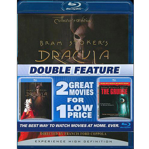 Bram Stoker's Dracula / The Grudge (Blu-ray) (Widescreen)