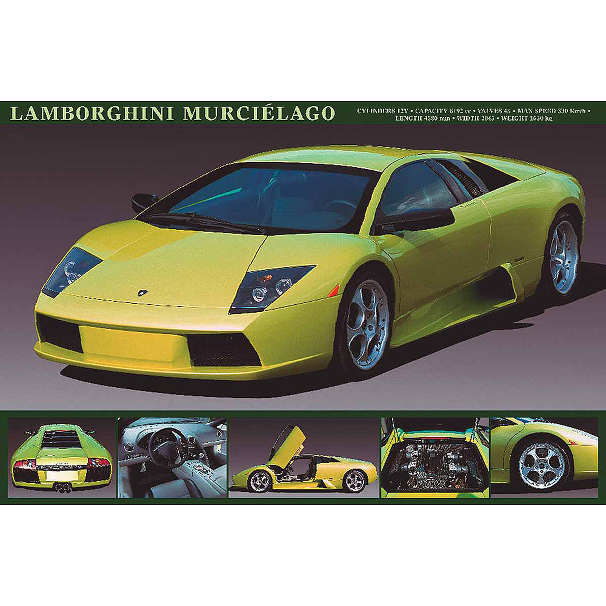 Lamborghini Murcielago Photography Art