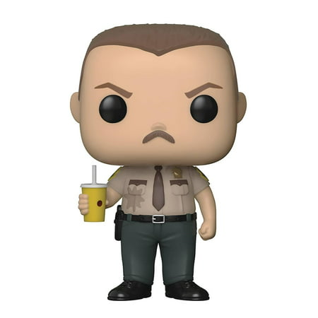 Funko pop! movies: super trooper - farva - Blackhole Trooper