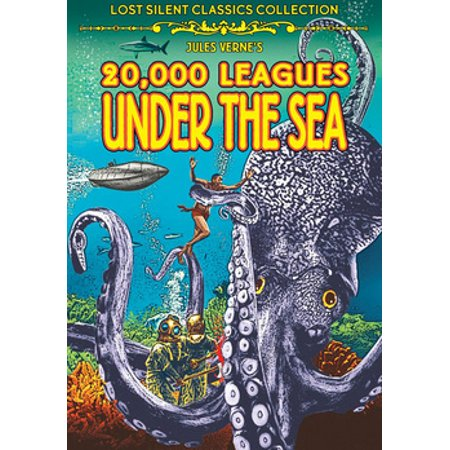 20,000 Leagues Under The Sea (DVD) - Under The Sea Parties