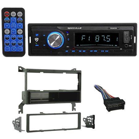 2005 Hyundai Tucson Bumper - Digital Media Bluetooth Stereo FM/MP3 USB/SD Receiver For 05-08 Hyundai Tucson