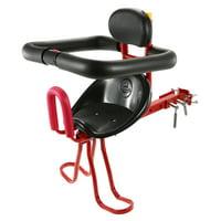 Lixada Child Bicycle Seat Kids Saddle Bicycle Bike Front Mount Children Safety Front Seat Saddle Carrier