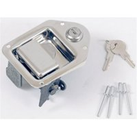 Stainless Steel Tool Box Latch Replacement