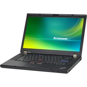 "Refurbished Lenovo Black 15.6"" ThinkPad T510 Laptop PC with Intel Core i5-520M Processor, 4GB Memory, 320GB Hard Drive and Windows 10 Pro"