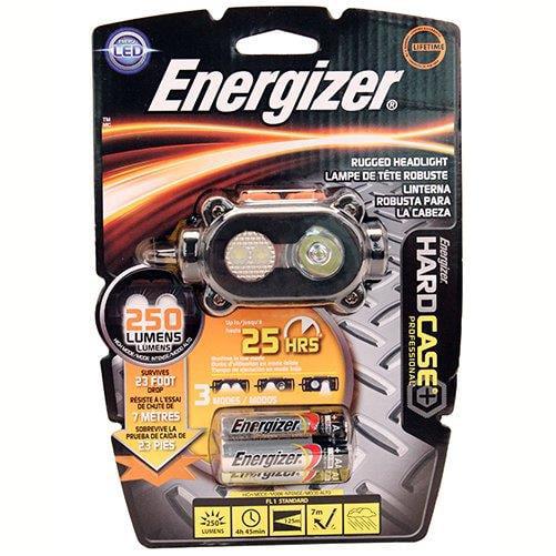 Energizer Hard Case Light Pro 4 -LED Headlight TUFHD31PE 1 Each