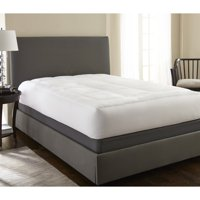 """Simply Soft Overfilled Mattress Pad by ienjoy Home"""
