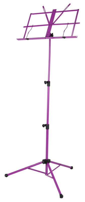 Strukture SMS1XPP Deluxe 3-part Adjustable Music Stand W b by Strukture