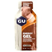 GU Energy Gel: Jet Blackberry, Box of 24