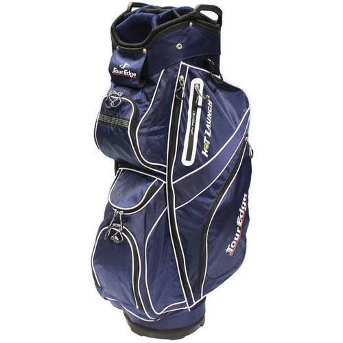 Tour Edge Golf Hot Launch 2 Cart Bag, Navy