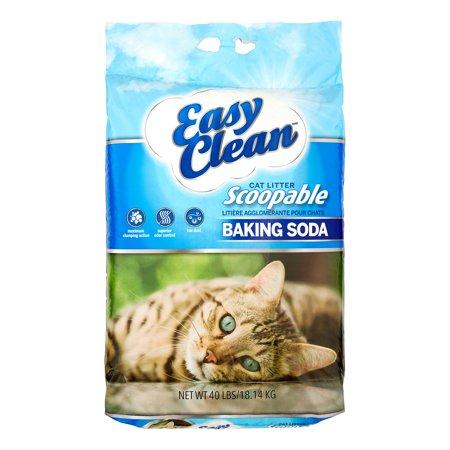 Pestell Easy Clean Cumping Cat Litter 40 Lb